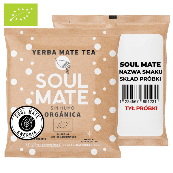 Soul Mate Orgánica Energia 50g