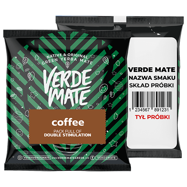 Yerba Verde Mate Green Coffee Toasted 50g