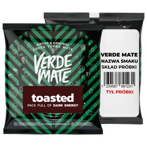 Yerba Verde Mate Green Toasted 50g