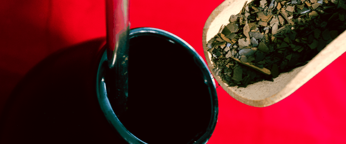 yerba mate verde mate coffee